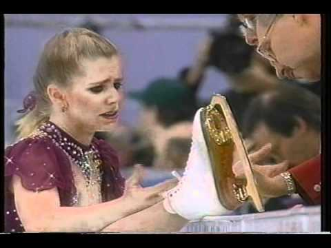 Download Tonya Harding (USA) - 1994 Lillehammer, Figure Skating, Ladies' Free Skate, 1st Attempt HD Mp4 3GP Video and MP3