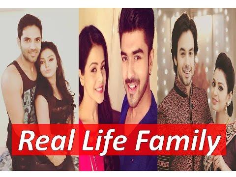 Real Life Family of Thapki Pyar Ki Actors
