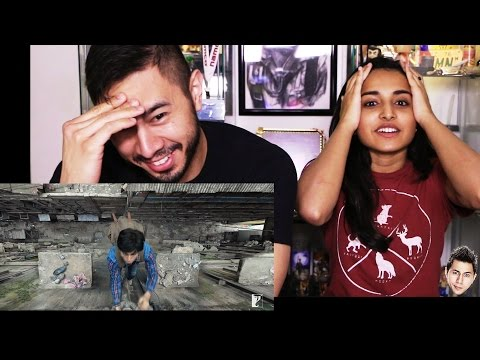 Video FAN - Shah Rukh Khan OFFICIAL TRAILER reaction by Jaby & Akeira! download in MP3, 3GP, MP4, WEBM, AVI, FLV January 2017
