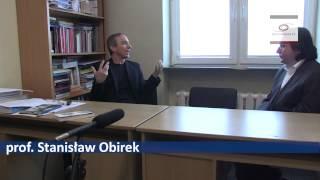 Prof. Obirek: Mam wątpliwości czy katolicyzm to rzeczywiście chrześcijaństwo