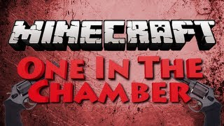 Minecraft: NEW One in the Chamber Mini-Game w/ Rusher&Friends - DON'T MISS!
