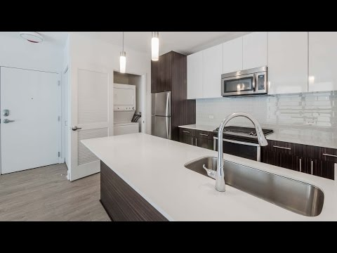 Tour an 03-tier one-bedroom at the luxurious new MILA apartments