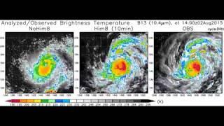 気象予報、10分ごとに更新−理研・気象研が新手法