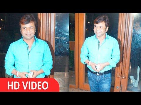 Rajpal Yadav At Films Today Awards
