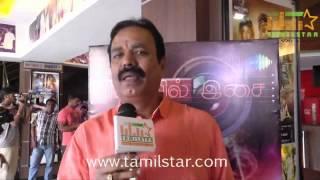 Madurai at Viraivil Isai Movie Audio Launch
