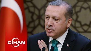 Erdoğan: Başkanlık sistemi konuşulmaz, yaşanır
