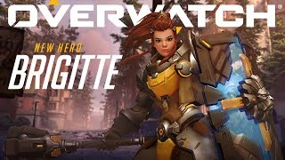 [NEW HERO NOW AVAILABLE] Introducing Brigitte   Overwatch