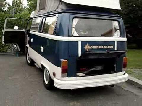 my Volkswagen Westfalia
