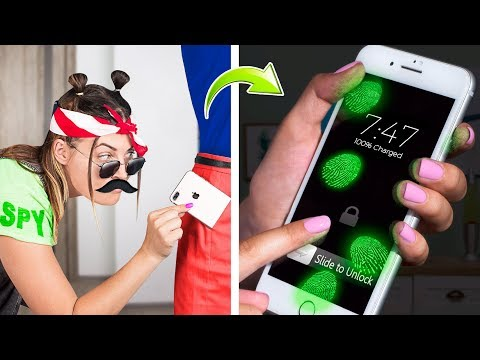 15 Spy Pranks And Life Hacks / What If Your BFF Is A Spy