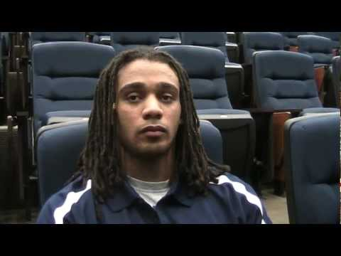 Ishaq Williams Interview 4/6/2013 video.