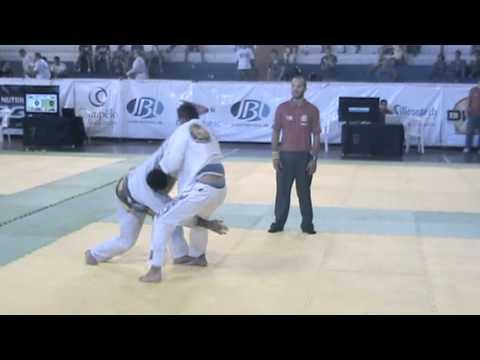 II Open Ceará- Romulo Morais(Nova União) x Edson Júnior (Garra Fight) Abs. Azul Pesado