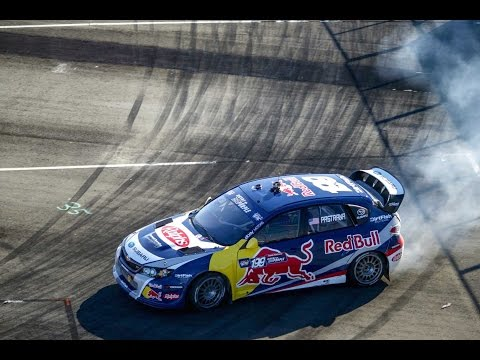 Red - Click to watch the Art of Racing 600HP Supercars: http://win.gs/1oaFufI The Red Bull Global Rallycross season is coming to an end, and the bout for the championship title is down to four racers:...