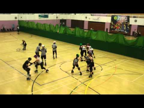 Roller Derby In Ireland