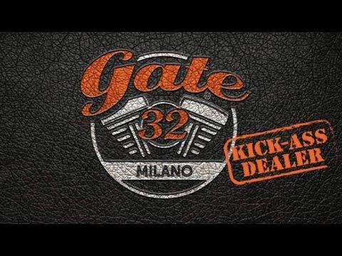 HD Gate32 Milano l'inaugurazione