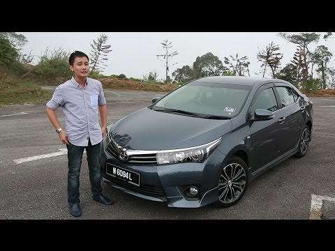 Toyota Corolla Altis 2.0V review – AutoBuzz.my