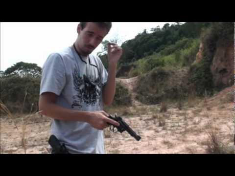 Instrução básica sobre armas de fogo: Revolver (Parte 1)