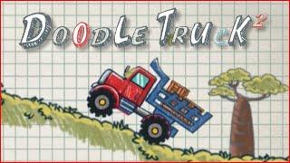 Doodle  Truck2 level 4 Walkthrough