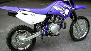 10. 2001 Yamaha TTR 125
