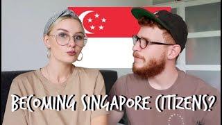 Video ARE WE BECOMING SINGAPORE CITIZENS? Q&A! 🇸🇬 MP3, 3GP, MP4, WEBM, AVI, FLV Oktober 2018