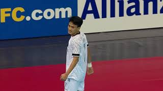 Video Vamos FC 8-1 Victoria University College FC (AFC Futsal Club Championship 2018 : Group Stage) MP3, 3GP, MP4, WEBM, AVI, FLV November 2018