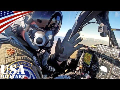 A-10サンダーボルトII攻撃機:フェアチャイルド・リパブリック社の開発した双発エンジンと直線翼を持つアメリカ空軍の近接航空支援(CAS)専用攻撃機。 戦車や装甲車、その他の地上目標の攻撃と航空阻止により地上軍を支援する任務を担う。  The...