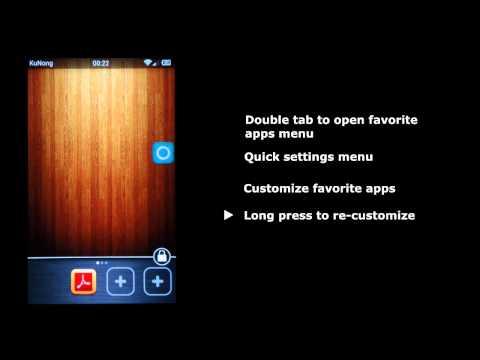 Video of SwitchApps Pro Key