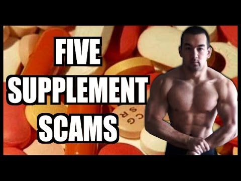 5 Bodybuilding Supplement Scams & Myths To Avoid