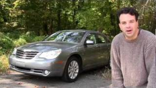 Chrysler Sebring Road Test&Review By Drivin' Ivan Katz