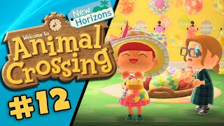 ANIMAL CROSSING: NEW HORIZONS | Egg Day Room #12