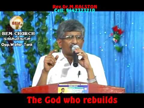 The God Who Rebuilds part 2