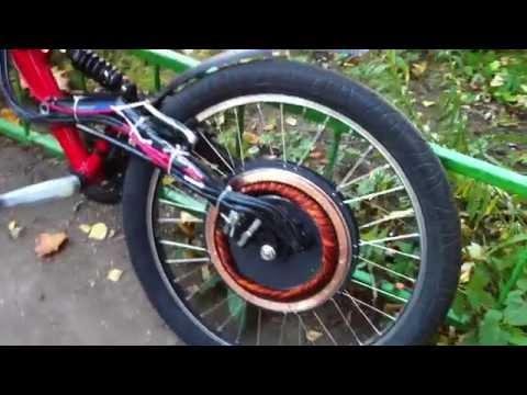 Дуюнов мотор колесо своими руками 45