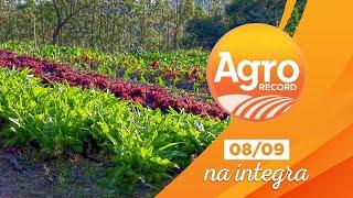 Agro Record na íntegra - 08/Setembro/2019 - Bloco 1