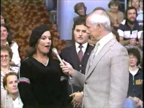 "Teri Stone:   Johnny Carson ""Stump the Band"" 12'14'79"
