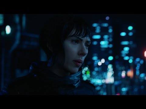 Watch the First 5 Minutes of Ghost in the Shell