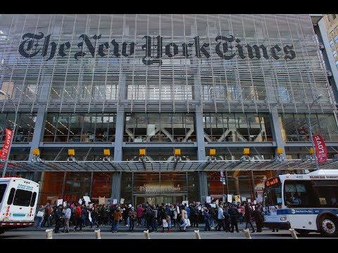 USA: Kritik an Medien - Treffen von Trump mit Chef der  ...