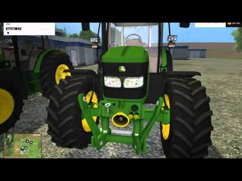 John Deere 5080M Normal And FL Edition v1.0