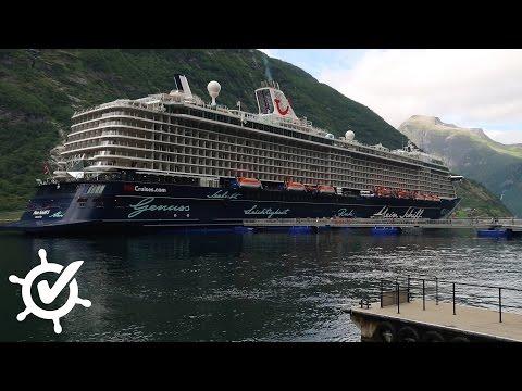 Mein Schiff 5: Live-Rundgang