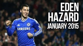 Eden Hazard | January 2015
