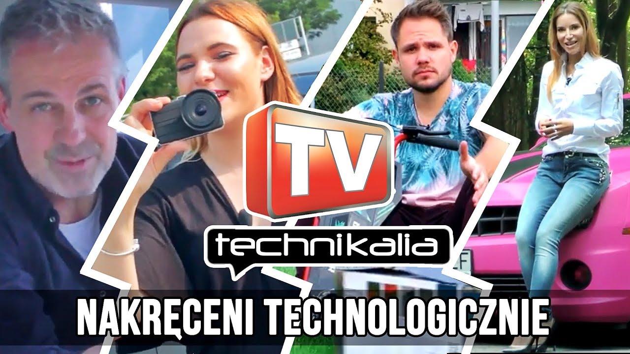 Technikalia TV - zwiastun kanału
