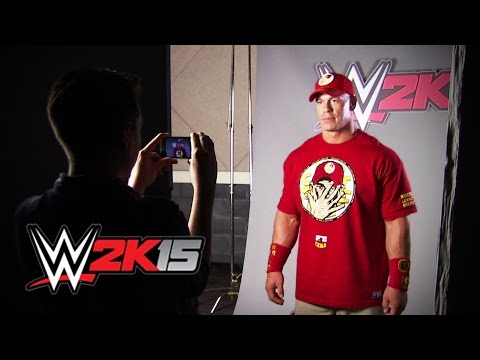 scenes - John Cena discusses the new WWE 2K15 commercial and his excitement for the newest edition of WWE's venerated video game series. More ACTION on WWE NETWORK : http://bit.ly/1u4pM74 Don't...
