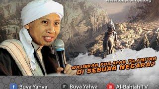Video Wajibkah Khilafah Islamiyah di Sebuah Negara? - Buya Yahya Menjawab MP3, 3GP, MP4, WEBM, AVI, FLV November 2018