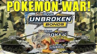 POKEMON UNBROKEN BONDS BOOSTER BOX WAR!! Opening an Unbroken Bonds Booster Box of Pokemon Cards by The Pokémon Evolutionaries