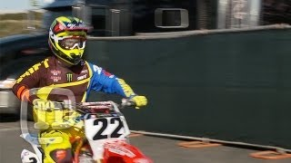 Chad Reed BTS At 2013 Monster Energy Supercross Anaheim 1: My Way