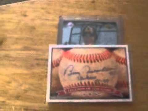 don gullett - Hey guys thanks for watching here is what is going on in the video: Steve Garvey Jersey / Bobby Richardson TTM Auto / Don Gullett Jersey / Curtis Granderson ...