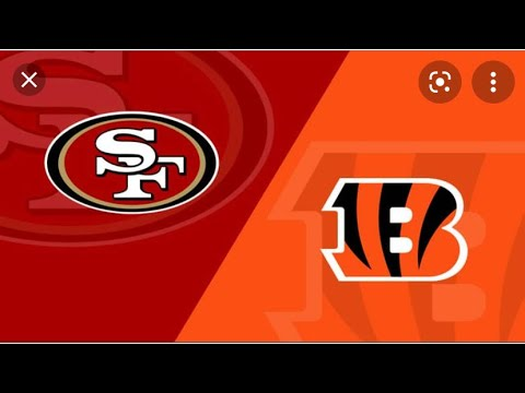 Week 2 Bengals vs. 49ers