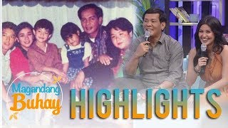 Video Magandang Buhay: Joey Marquez and daughter Winwyn share how happy their family is MP3, 3GP, MP4, WEBM, AVI, FLV Oktober 2018