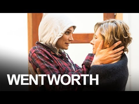 Wentworth Season 6 Episode 1 Clip: Franky & Bridget Reunite | showcase on Foxtel