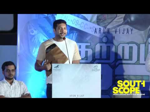 Jayam Ravi says crime thrillers are winners Here's why
