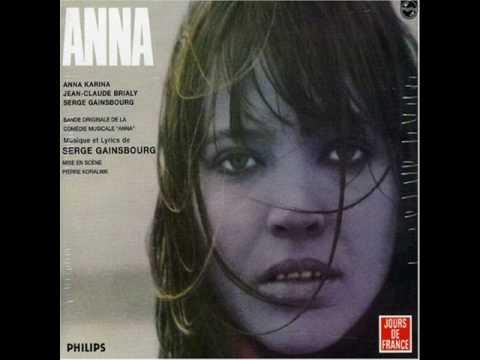 Tekst piosenki Anna Karina - Roller Girl po polsku