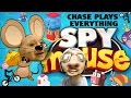 Chase Plays Everything Part 4 Spy Mouse Crossy Road Ang